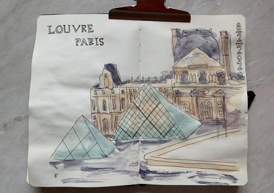 Paris im Februar – daVinci